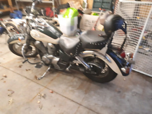 1999 750 Honda Shadow American Classic Addition