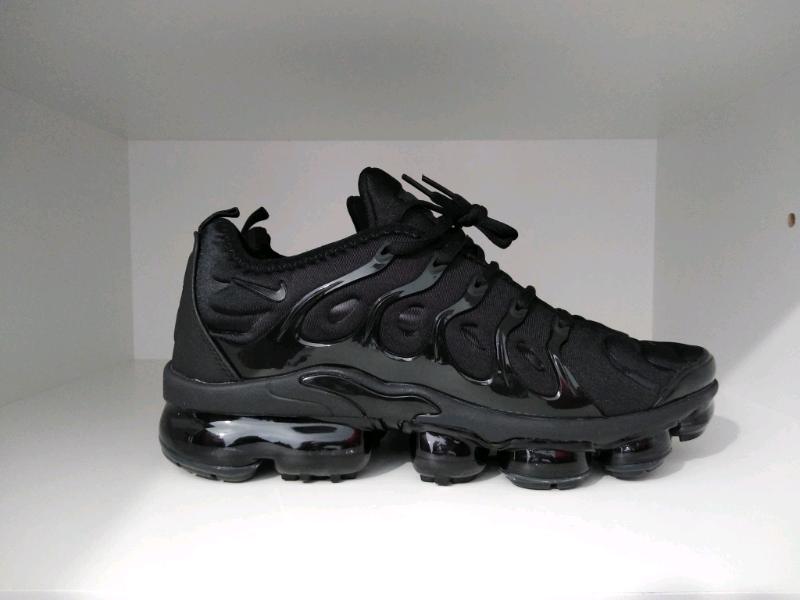 2fdfa248c13 Nike Vapormax Plus Triple Black