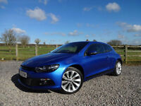 2012/12 Volkswagen Scirocco 2.0TDI ( 140ps ) BlueMotion Tech GT