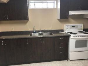 2 bedroom furnished basement (see pics for details)