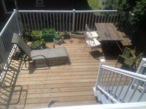 NDG Room Sublet Aug-Oct (3 Months) 450$
