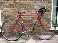 57cm Peugeot Elite Carbolite 103 Men's Vintage Road Bike