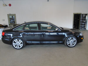 2008 AUDI S6 V10 QUATTRO! 99,000KMS! MINT! 435HP! ONLY $22,900!