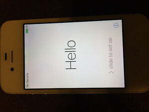 White iPhone 4s excellent condition Kitchener / Waterloo Kitchener Area image 7
