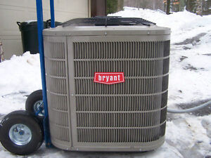 Bryant Air conditioning unit in great shape