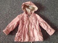 Next parka jacket size 12-18