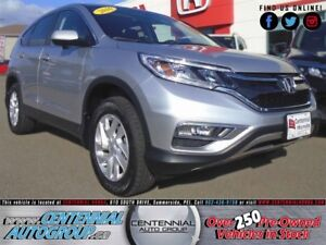 Honda CR-V EX | AWD | 2.4L | Bluetooth | Honda Plus 2016