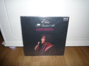 Elvis Vinyle Neuf Et Scellé de 1972