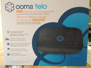 ooma home phone service