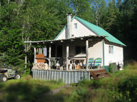 Hunting and fishing Camp - Lac Fiorio