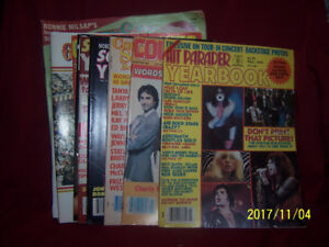 10 Song Magazines from the 70s and 80s