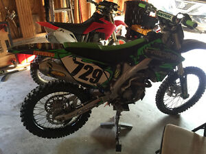 Kxf 250 for sale , mint condition