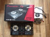 Pioneer DDJ SB digital DJ controller CDJ excellent condition hardly used selling due to moving house