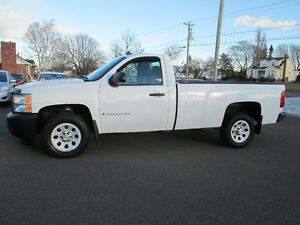 2009 Chevrolet Silverado 1500 WT / 4.8 LITRES V8 / TRADE WELCOME