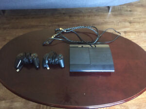 PS3 Gaming Console + 7 Games