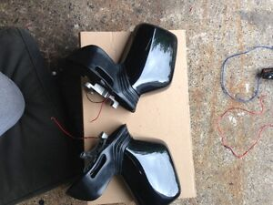 Set of gl1500 Goldwing mirrors