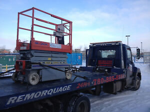 MY BIG TOW towing and recovery (BIENVENUE\WELCOME) in Edmonton Edmonton Edmonton Area image 3