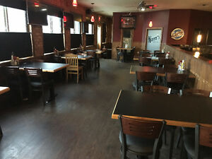 NORM'S BAR & GRILL ONLINE RESTAURANT AUCTION- STOREYS