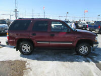 2005 Chev,Tahoe SLE,7 PASS,4X4 SUV,     MINT CONDITION