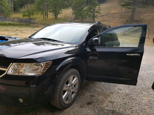 FULLY LOADED!! Dodge journey RT AWD