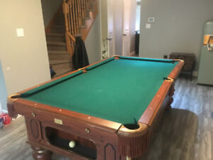 MINT CONDITION POOL TABLE