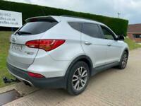 2014 Hyundai Santa FE 2.2 CRDi Premium 4WD 5dr (5 seat) SUV Diesel Automatic