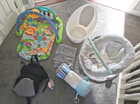 Baby bundle, very good condition. Well looked after. Pet & smoke free
