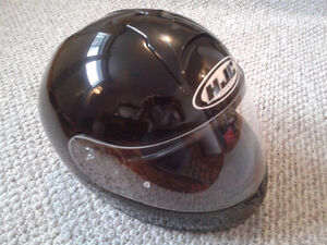 Motorcycle Helmet - HJC - Brand New - Full Face - With Cover