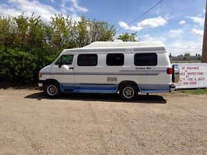 1996 Road trek 190 Camper Van