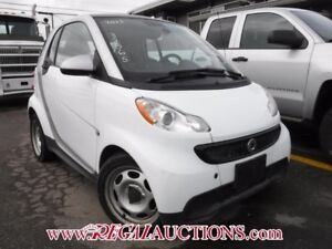 2013 SMART FORTWO  2D COUPE