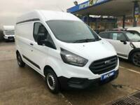 2018 Ford Transit Custom 2.0 TDCi 105ps High Roof Van PANEL VAN Diesel Manual