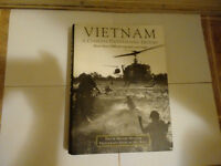 VIETNAM : A COMPLETE PHOTOGRAPHIC HISTORY BOOK FOR SALE