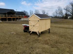Chicken Coop- pending pick up
