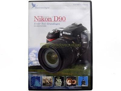 DVD Fotografieren mit der Nikon D90. Ein video tutorial. Deutsche. Nikon D90 Video