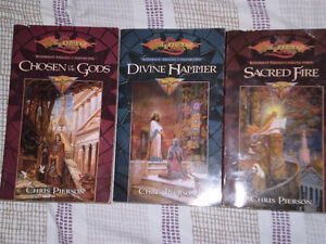 Kingpriest Trilogy for sale