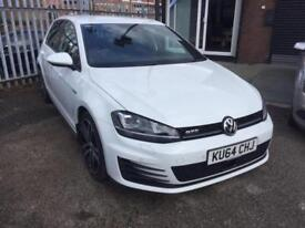 2014 Volkswagen Golf 2.0 TDI BlueMotion Tech GTD Hatchback 5dr Diesel