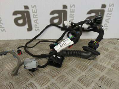 FORD C MAX DRIVERS SIDE FRONT DOOR WIRING LOOM F1DT14A584BCH 2018
