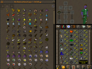 RuneScape Account [99 Attack,Strength,Def,Hp][123 Combat][1228]