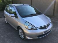 HONDA JAZZ SE 1.3 5 DOOR HATCH ** 2008 ** 65,000 MILES FROM NEW **