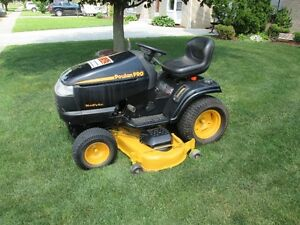 "Poulan Pro 54"" Riding mower"