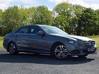 Mercedes-Benz E CLASS 2.1 E250 CDI SE 7G-Tronic Plus 4dr (silver) 2013