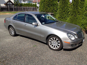 SELLING BELOW COST:  MERCEDES BENZ E300 4MATIC