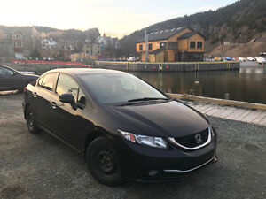 2013 Honda Civic Touring Sedan Mint Condition!!