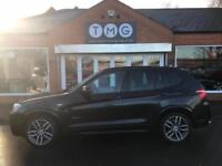 2014 BMW X3 xDrive20d M Sport 5dr Step Auto