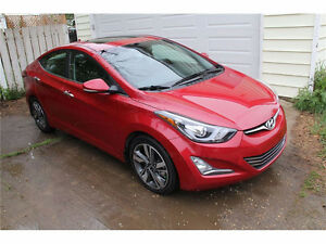 2014 Hyundai Elantra Limited Sedan w/ Navigation