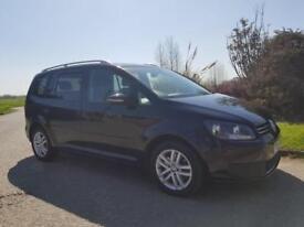 2012 Volkswagen Touran 2.0TDI ( 140ps ) Tech BlueMotion SE