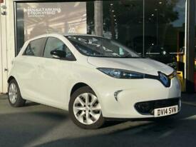 image for 2014 Renault Zoe 22kWh Dynamique Zen Auto 5dr (Battery Lease) Hatchback Electric
