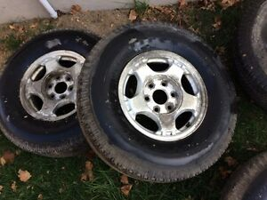 Rims and tires  Peterborough Peterborough Area image 4