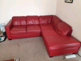 Italsofa corner leather sofa offers welcome