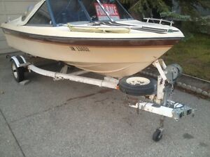 Great condition 16 ft cana venture